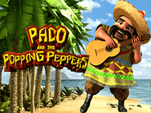 Paco And The Popping Peppers играть на деньги в Эльдорадо
