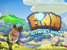 Finn And The Swirly Spin Слот